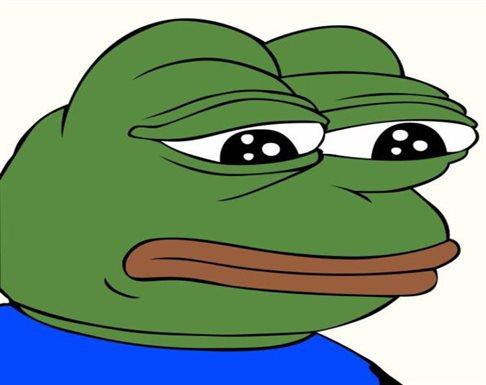青蛙pepe死了,它曾是全球最火爆的表情包!图片